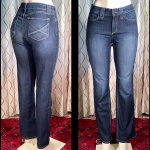 Not Your Daughters Jeans NYDJ STRAIGHT High Waist